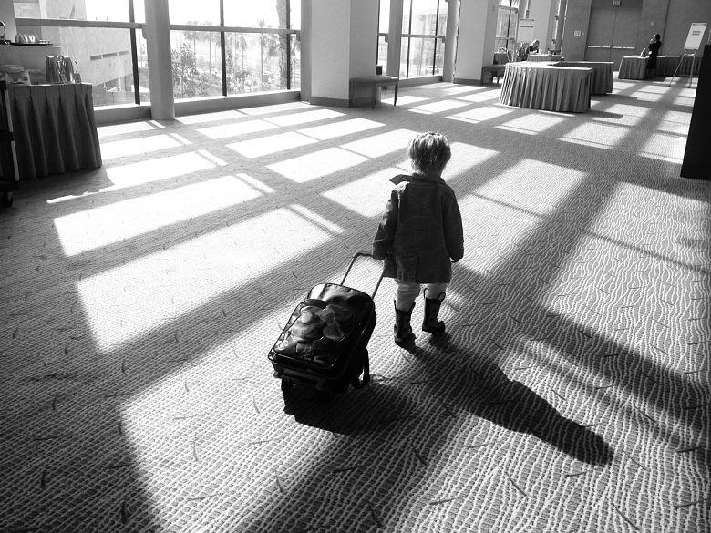 Traslado de residencia con los hijos en caso de separación o divorcio